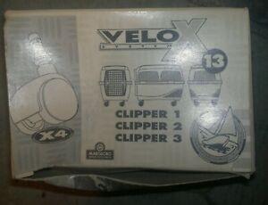NEW Marchioro Velox 1-3 Clipper 1 2 3 Wheels