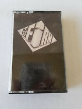 ♫ The Firm –Self Titled- AUDIO CASSETTE TAPE- Led Zeppelin Bad Company FREE SHIP