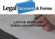 Legal Last Will and Testament, detailed worksheet. WORD DOC.  Fill-in-the-blanks