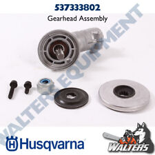 Genuine Husqvarna Gearhead Assembly 537333802