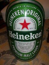 Heineken Beer Curved Beer Sign