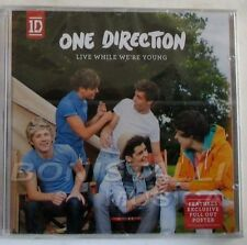 ONE DIRECTION - LIVE WHILE WE'RE YOUNG - CD Single Sigillato