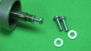 Bell & Howell Super 8 8mm Movie Projector Reel Spindle Plastic Screw Replacement