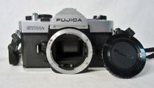 Fujica STX-1N Vintage Film Camera With Case Body only Good condition