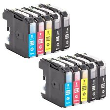 10 Ink Cartridge For Brother LC223 MFC-J5625DW J5720DW DCP-J4120DW