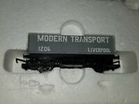 OO Gauge Hornby Modern Transport 1206 Liverpool 7 Plank Wagon split from set