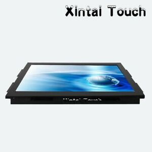 "23.6"" inch Open Frame SAW Touch Screen LCD Monitor w/ VGA DVI USB port"