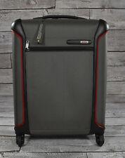 "Tumi Grey Ballistic Nylon 21"" Lightweight Continental Carry-On Suitcase New $645"