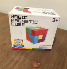 Magnetic Toys Magic Cubes Building Blocks Bricks Toy Educational Puzzles NEW