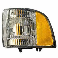 Fit 1994 1995 1996 1997 1998 1999 2000 2001 Dodge Ram Corner Park Light Left