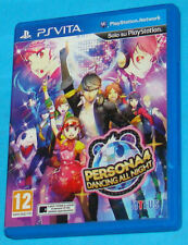 Persona 4 Dancing All Night - Sony PS Vita - PAL
