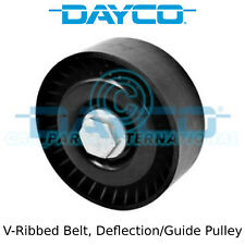 Dayco V-Ribbed Belt Idler, Deflection/Guide Pulley - APV2560 - OE Quality
