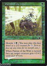 MTG - Legions - Patron of the Wild - 2X - Foil - NM