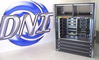 Cisco WS-C4510R+E With Fan WS-X4582+E 4500-E Plus Catalyst 10-Slot Chassis KMJ