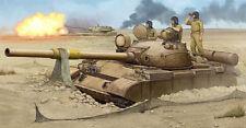 Trumpeter 1/35 Sowjet T-62 Modell 1962 Irakische Normalgröße Armee # 01548