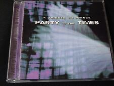 Party O' The Time A Tribute To Prince CD 2000 HEAVEN 17 DEAD OR ALIVE GARY NUMAN