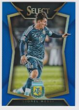 2015-16 Panini Select Soccer Base Red Lionel Messi 202/299