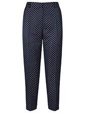 Somerset da ALICE TEMPERLEY Jacquard BARCA A VELA Pantaloni UK 10 BNWT RRP £ 99.00