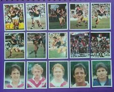 Scanlens Balmain Tigers NRL & Rugby League Trading Cards