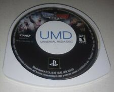 Smackdown Vs. Raw 2011 Videogame For Psp (GAME ONLY) UMD