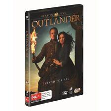 Outlander Season 5 DVD & (2020) Rated Ma15 Region 4 Aus Series