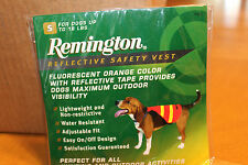Remington Reflective Safety Vest Sm. dogs up to 18 lbs.