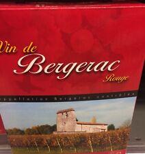 Lot Revendeur Destockage De 6 Litres De Vin De Bergerac