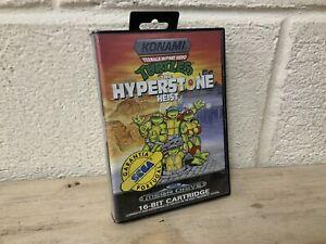 Teenage Mutant Ninja Turtles: The Hyperstone Heist (SEGA Mega Drive) (L32)