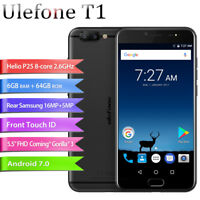 5,5'' Ulefone T1 4G FHD Smartphone 6GB+64GB 16MP Cellulare Dual SIM Fingerprint
