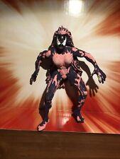 Marvel Legends Custom Agony Figure Life Foundation Symbiote