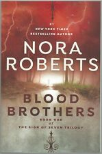 Blood Brothers by Nora Roberts, Berkeley Trade Edition, New