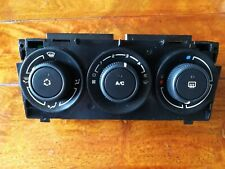 Operating Element Air Conditioning Control Unit 400017003 Peugeot 5008 1.6 HDI