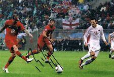 Signed Raul Meireles Portugal Autograph Photo Porto Liverpool Chelsea