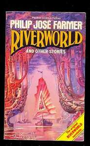 Philip José FARMER - Riverworld and other stories, Panther 1979
