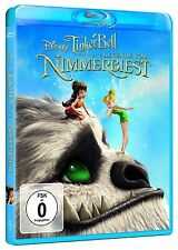 TinkerBell und die Legende vom Nimmerbiest auf Blu Ray NEU+OVP