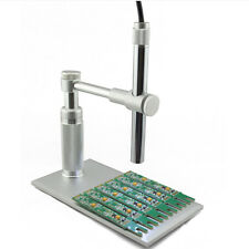 1-500X 8-LED HD 2MP USB Microscope Magnifier Endoscope for Circuit Board Repair