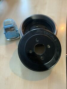 Brake Drum Reinforced IN Casting New Front Rear BMW Isetta 250 300 600