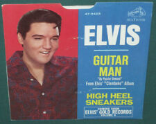 Elvis Presley RCA 47-9425 Guitar Man 45 W/ Sleeve 1968 MINT