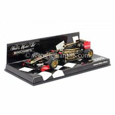 Minichamps 1:43 Lotus F1 Nick Heidfeld 2011 CAR