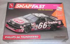 AMT Chad Little #66 Phillips 66 NASCAR Ford Thunderbird TBird 1/32 unopened