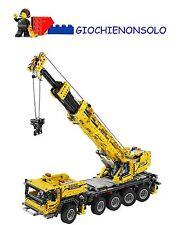 LEGO TECHNIC 42009-GRU MOBILE MK II