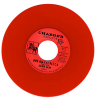 """DOBIE GRAY Out On The Floor /The In Crowd - New Northern Soul 45 Limited RED 7"""""""