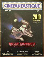 January 1985 Cinefantastique Vol 15 No 1 -- Last Straighter,Supergirl,Baby, 2010