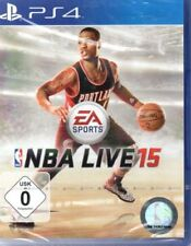 NBA Live 15 - Playstation PS4 - deutsch - Neu / OVP