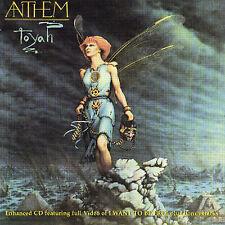 Anthem by Toyah (CD, Aug-2002, Connoisseur)