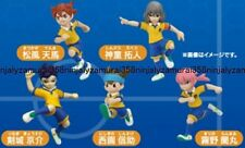 Inazuma Eleven GO Key chain figure set of 5 strap official anime all uniform ver
