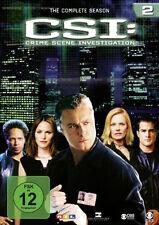 6 DVDs * CSI : LAS VEGAS  - STAFFEL / SEASON 2 # NEU OVP §