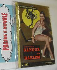 mason  SANGUE SU HARLEM  1957  gialli OSSESSIONE n. 2