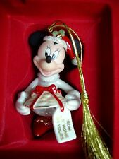 Lenox Disney Showcase Collection From Minnie's Home to Yours Ornament