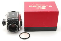 【N MINT+++ IN BOX 】ZENZA BRONICA S2A  75mm F/2.8 Lens From JAPAN